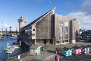 National Maritime Museum Cornwall.
