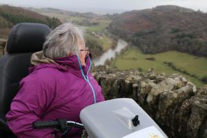 The Tramper allows you to access Symond's Yat Rock