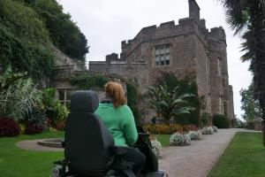 Explore Dunster Castle by Tramper