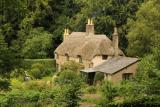 Hardy's Cottage & Woodland. © Copyright Richard Croft and licensed for reuse under this Creative Commons Licence