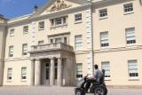 Hire the Tramper scooter to explore the Saltram Estate