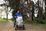 The Tramper enables you to explore the woodlands of Robinswood Hill