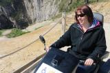 Explore the Jurassic Coast with the all-terrain scooter