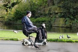 Andy Fiolet, our Heritage Ability Champion