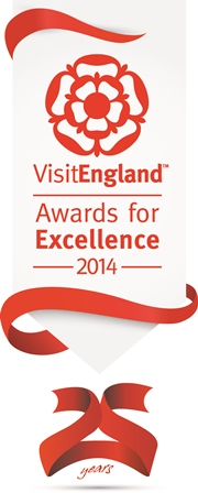 Visit England Awards Logo