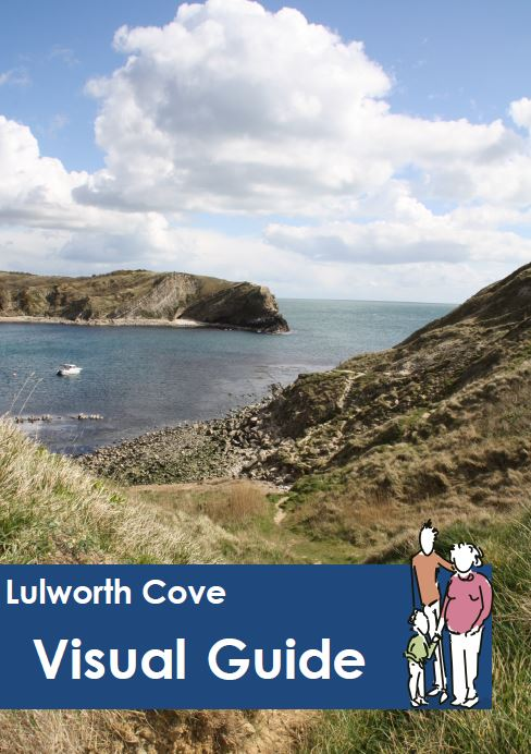 Lulworth Cove Visual Guide cover
