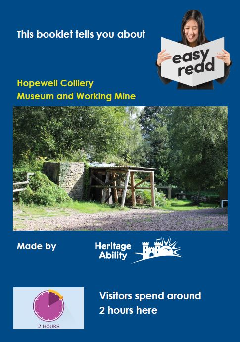 Hopewell Colliery Easy Read