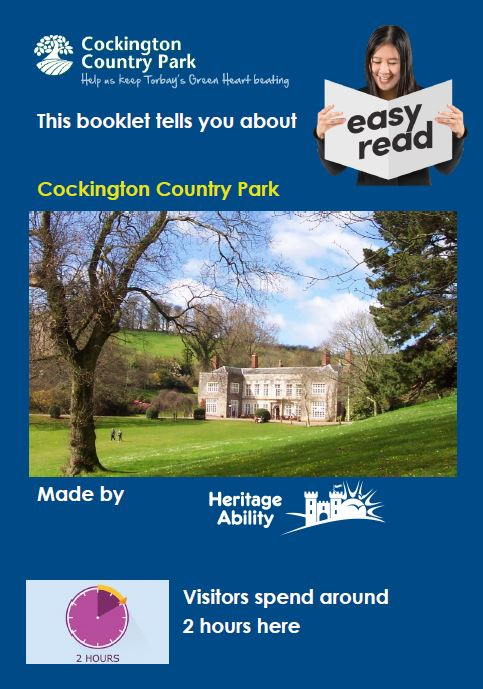 Cockington Easy Read